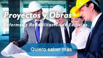 Proyectos y obras en Alicante