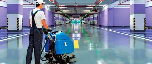Limpieza Industrial Alicante - Técnicas