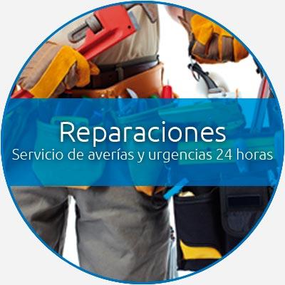 Empresa de Reparaciones en Alicante